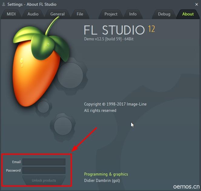 解锁FL Studio功能